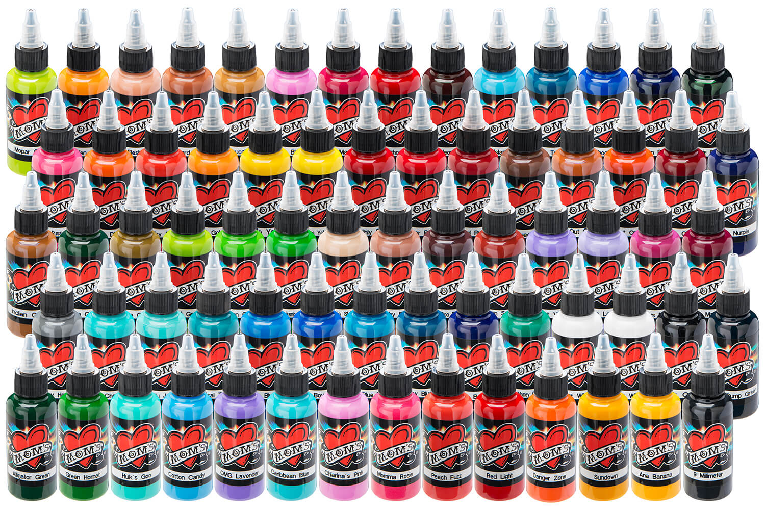 Millennium Mom's Tattoo Ink Review