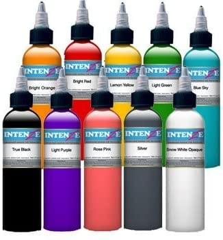 Intenze Tattoo Ink Review