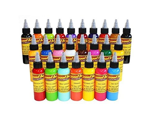 Eternal tattoo inks sets and gray wash set Pick yours 25 color set 1oz