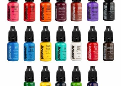 Radiant Colors Tattoo Ink Review